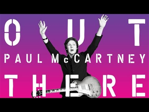 Paul McCartney - Out There Tour - San José, Costa Rica