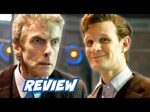 Doctor Who Christmas Special 2013 Review - The Time  Of The Doctor