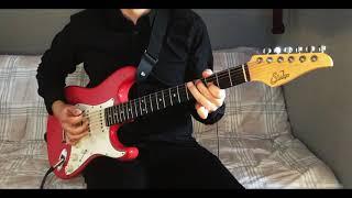 Mind Uploading guitar solo - New Age music by Vania Lucia Rodrigues e Aldo Perris