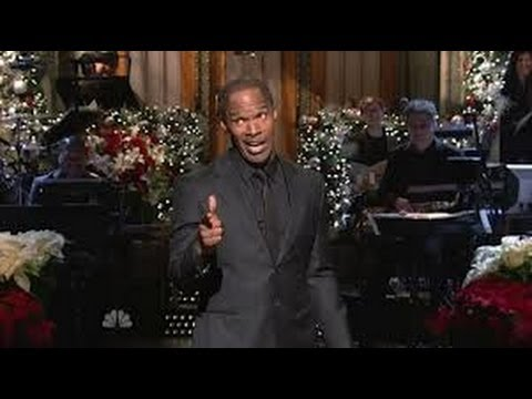 Jamie Foxx SNL Joke Makes Conservatives Cry Racism