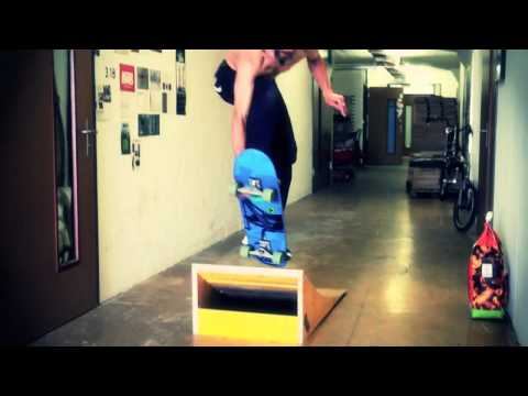 Airflow Skateboards Launch Ramp