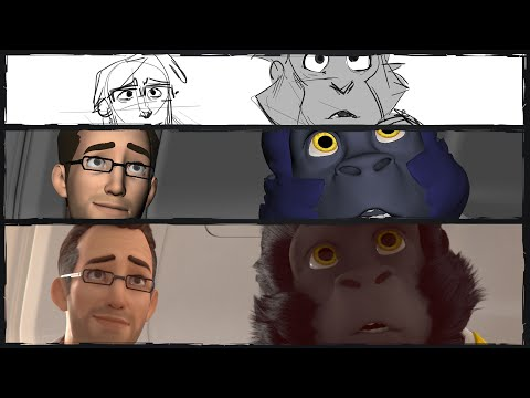 Overwatch Animated Shorts Teaser