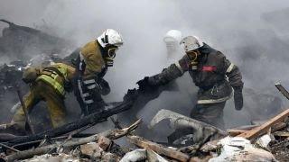 Pilot error in focus after fatal 747 crash in Kyrgyzstan
