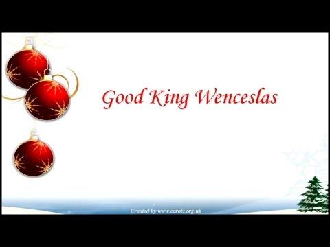 GOOD KING WENCESLAS Lyrics