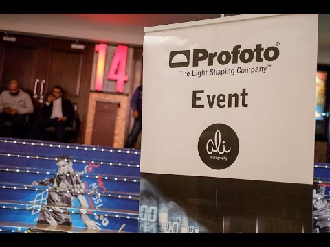Profoto Light Shaping Event - Bahrain