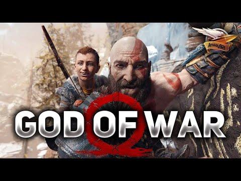 GOD OF WAR 2018 - Прохождение - Часть 5
