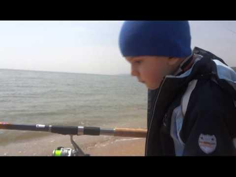рыбалка на бычка на азовском море 2017