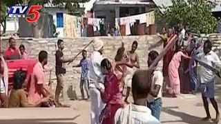 Clashes Between TDP andamp; YCP Activists In Srinivasapuram