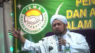 IKMA : Doa Pengajian 2017 - Habib Edrus Al-Habsyi