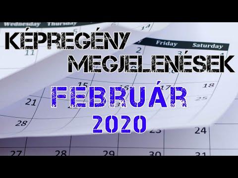 Képregény Megjelenések Február 2020 - Fumax - Kingpin - Goobo - Szukits - Hachette - Eaglemoss