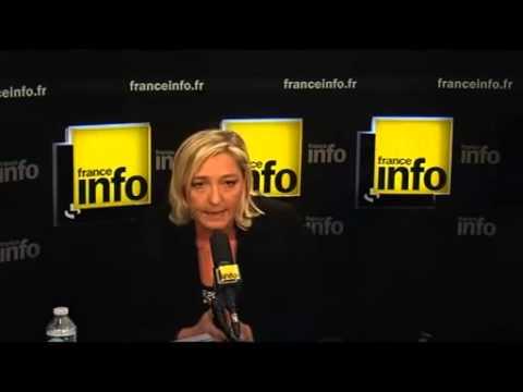 Marine Le Pen décrypte l alliance France Qatar