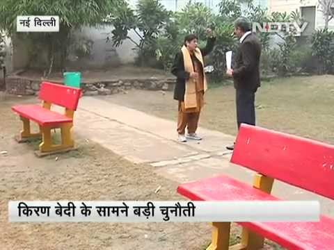 Kiran Bedi interview with Ravish Kumar of Ndtv