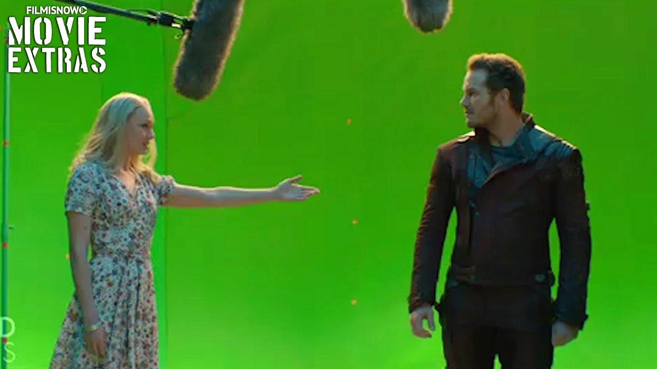 Guardians of the Galaxy (2014) VFX Breakdown By Method Studios