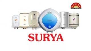 Surya Water Heaters- Life Hogi Awesome