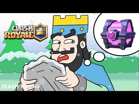 Clash Royale Animation #32: Royal Ghost (Parody)