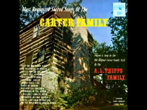 Most Requested Sacred Songs Of The Carter Family [1963] - The Phipps Family