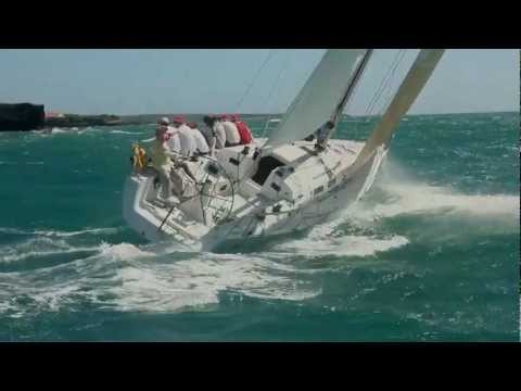 grenada sailing week day one