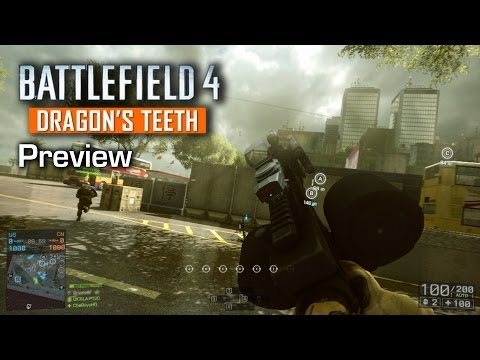 Battlefield 4: Dragon's Teeth Brings Infantry-Focused Combat and Re-Levolution - Preview