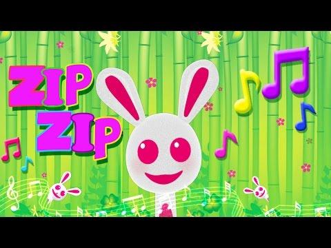 ZIP ZIP Çocuk Şarkısı | Sweet Tuti Çocuk Şarkıları | Sweet Tuti Bebek Şarkıları | Ninni