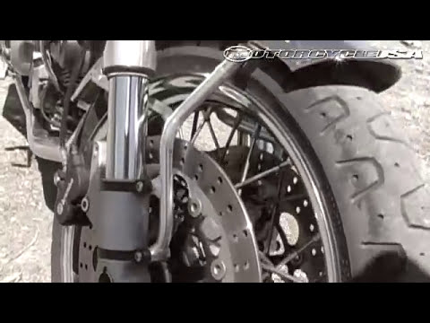 Triumph Bonneville vs Ducati GT1000 Touring Motorcycle Revie