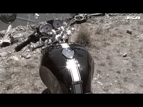 Triumph Bonneville vs Ducati GT1000 Touring Motorcycle Revie Video