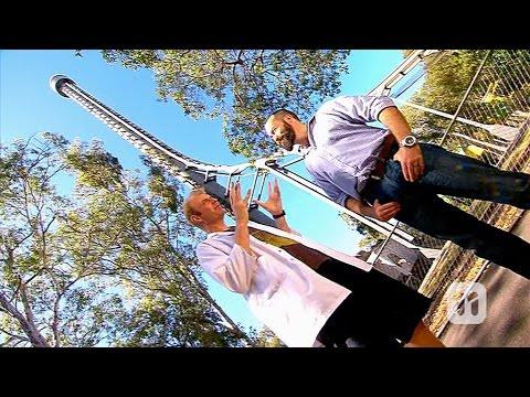 Malcolm Burt TV Interview - Scope - Channel 11