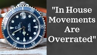 In House Vs ETA Movements (The Truth)