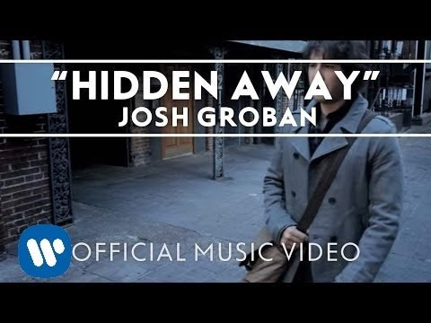 Josh Groban - Hidden Away Official Music Video