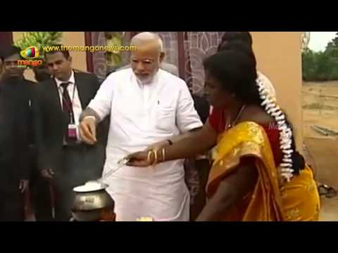PM Modi hands over houses to Sri Lankan Tamils in Jaffna | Mango News