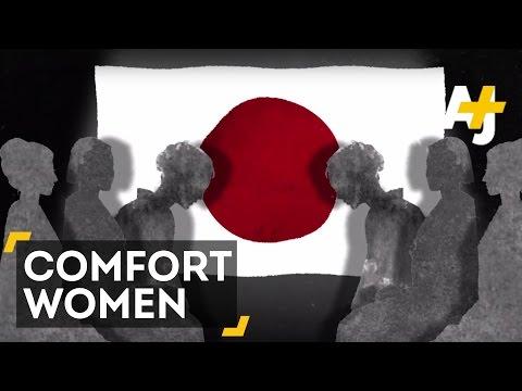 Sex Slaves Or Prostitutes? – Japan's 'Comfort Women'
