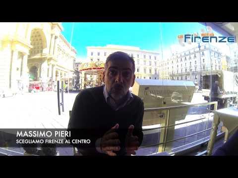 ELEZIONI 2014 A FIRENZE: PARLA MASSIMO PIERI (SCEGLIAMO FIRENZE AL CENTRO) guarda il video in hd