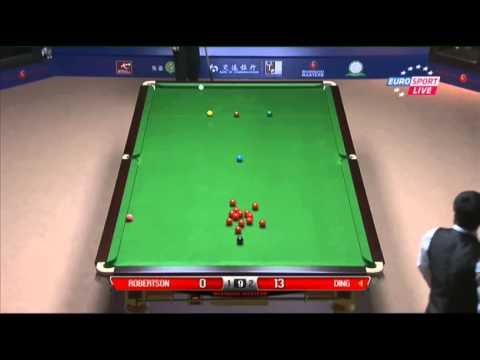 Ding Junhui - Neil Robertson (Full Match) Snooker Shanghai Masters 2013 - Quarter Final