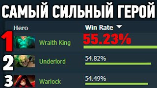 ЭТОГО ГЕРОЯ ВСЕ ТРЕНИРУЮТ К THE INTERNATIONAL | WRAITH KING DOTA 2