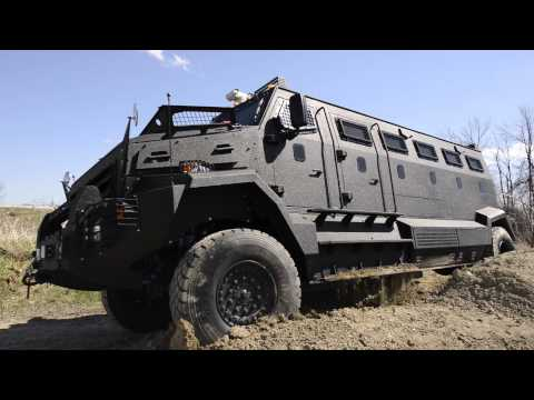 Inside INKAS Armored Vehicles | Driving.ca