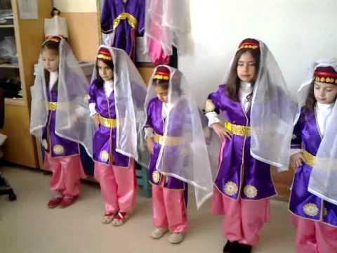 1 A Türkmen Kızı Oyunu
