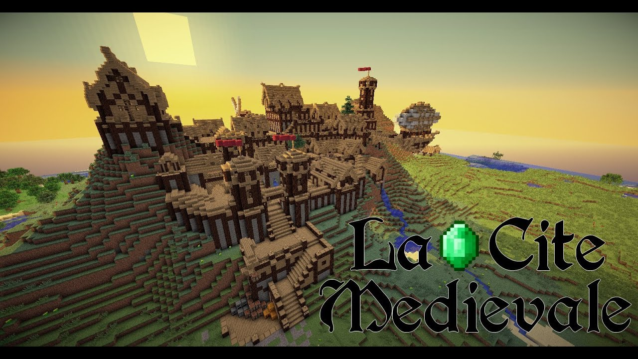 La cit m di vale 1 l 39 ouverture youtube - Construire une cite medievale ...