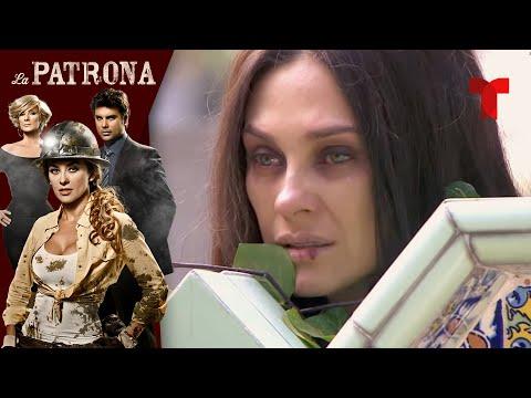 La Patrona | La Patrona | Cap ítulo 35 | Telemundo Novelas