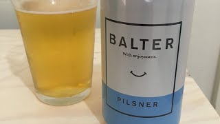 Balter Pilsner Review By Gez