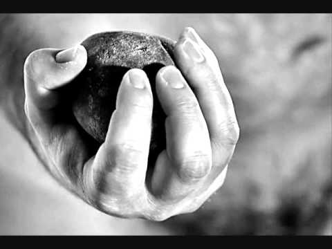 Stone in my hand