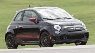 2013 Fiat 500 Abarth – 2013 Lightning Lap – LL1 Class – CAR and DRIVER