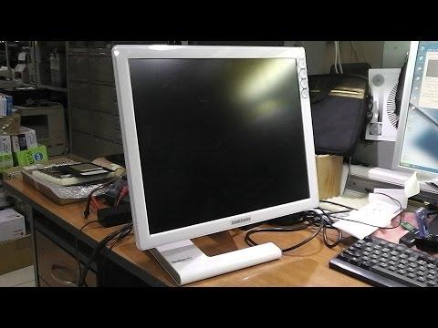 Монитор Samsung Syncmaster 971P Инструкция