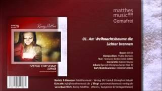 Am Weihnachtsbaume Die Lichter Brennen (GEMA-frei) - Sabine Murza (01/11) - Special Christmas Songs