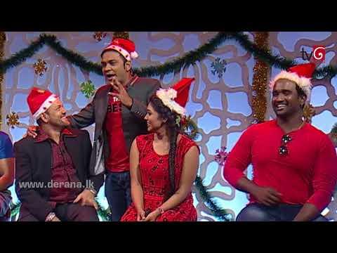 ලිහිණි ලඟට ගිය පේෂලට වුණු වස ලැජ්ජාව | Champion Stars Christmas Special Program