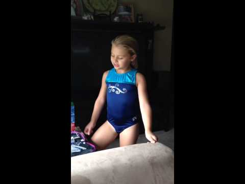 Diabetes and gymnastics