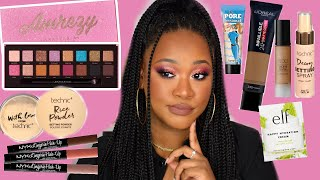 FULL FACE TESTING NEW MAKEUP! ABH X AMREZY, LOREAL MATTE FOUNDATION & MORE!