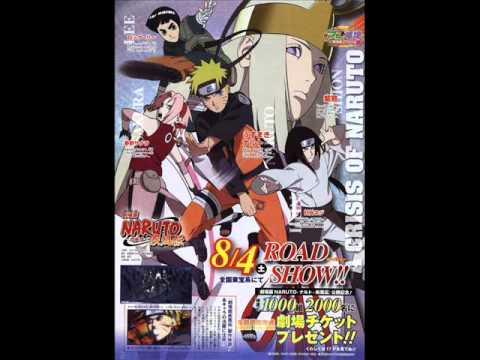 Naruto Shippuuden Movie 1 Soundtrack 14 - Violent Fluctuation video