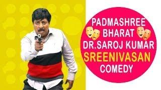 Padmasree Bharath Dr. Saroj Kumar - Dr. Saroj Kumar Full Comedy