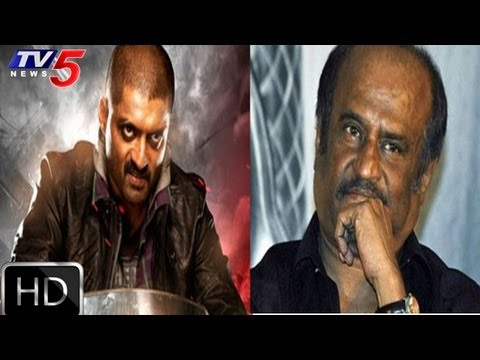 Rajinikanth Remake Kalyan Ram OM Movie - TV5