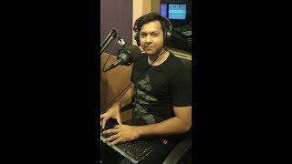 Tahsan talked about his personal life on Radio Foorti (Exclusive)