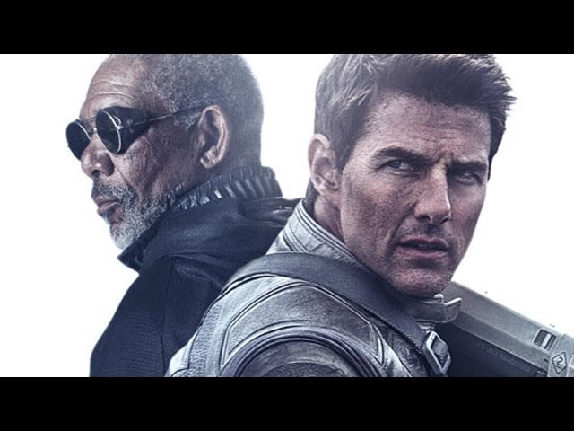 Oblivion Official Trailer #2 - Tom Cruise, Morgan Freeman